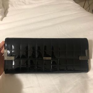 Chanel Patent Leather Clutch